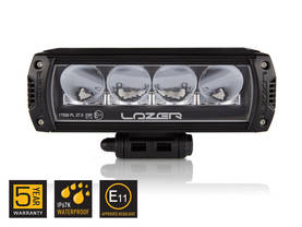 LAZER TRIPLE-R 750 STD BLACK - LED Paneelivalot - 00R4-STD-B - 1
