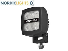 NORDIC LED SPICA N2401 24W 12/24V FLOOD - LED-työvalot alle 28W - 1605-981302B - 1