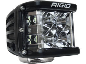 TYÖVALO LED D-SS FLOOD SIDE SHOOTER-(120 ASTEEN VA - LED-työvalot alle 28W - 26111RIGID - 1