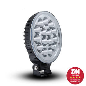 "WALONIA NIGHTGLOW 7"" GEN2 - LED-lisävalot yli 160mm - 3550-70601LED - 1"
