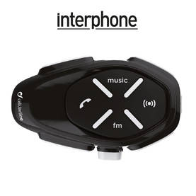 INTERPHONE URBAN SINGLE PACK, KYPÄRÄPUHELIN - Kypäräpuhelimet - INTERPHOURBAN - 1